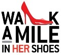 2018 Walk A Mile event logo