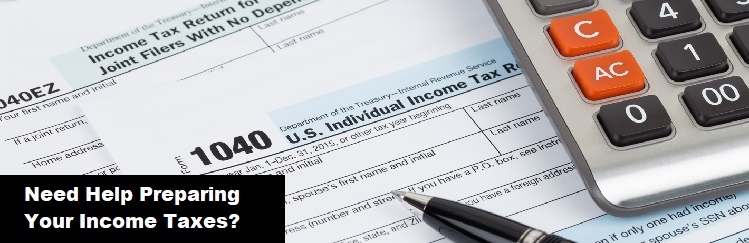 VITA Tax preparation assistance
